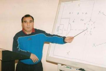 Известного футболиста Самедагу Шихларова насмерть сбил автомобиль