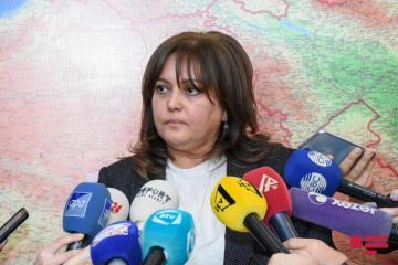 Умайра Тагиева: В июне среднемесячная температура воздуха в некоторых местах будет выше нормы
