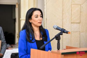 "Sabina Aliyeva: ""Armenia's ombudsman has never visited Azerbaijani hostages"""