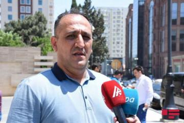 """Person who was in Armenian captivity: """"Ludvik Mkrtichyan with """"Yokha"""" pseudonym beat us, insulted in Azerbaijani"""""""