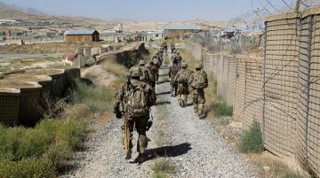 США вывели треть контингента из Афганистана