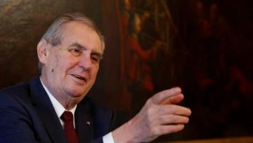 Сенат Чехии намерен инициировать импичмент Земана