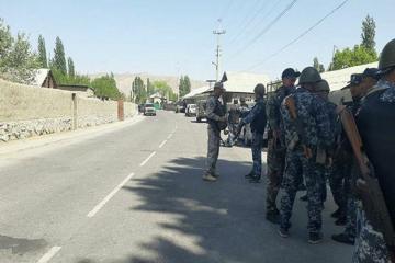 Ситуация на границе Кыргызстана и Таджикистана вновь обострилась
