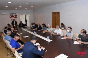 Azerbaijan Press Council addresses to int'l media outlets on the death of journalists in a landmine explosion in Kalbajar