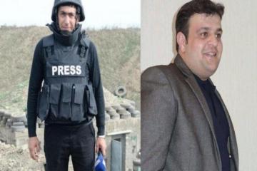 В результате подрыва автомобиля с журналистами на мине в Кяльбаджаре 3 человека погибли, 4 получили ранения