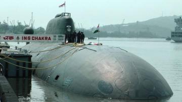 Индия возвращает России атомную подлодку