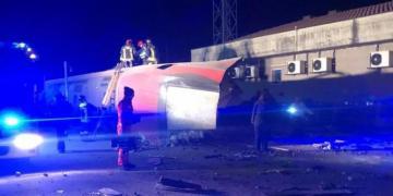Число погибших при столкновении поездов в Пакистане выросло до 36 человек - [color=red]ОБНОВЛЕНО [/color]