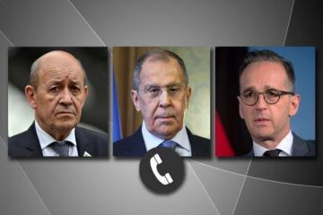 МИД РФ: Любое подключение международных организаций в переговорный процесс возможно лишь с согласия Баку и Еревана