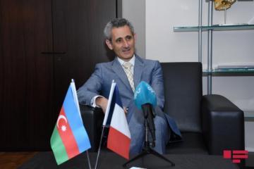 """Посол Гросс: Не уверен в похолодании отношений между Азербайджаном и Францией-<span class=""""red_color"""">ИНТЕРВЬЮ</span>"""