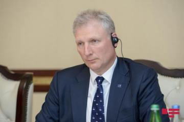"""Ambassador: """"EU is ready to deliver support in delimitation and demarcation of Azerbaijani-Armenian borders"""""""