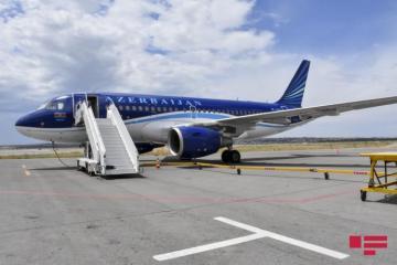 В Азербайджане отменен запрет на перевозку ручной клади пассажирам самолета