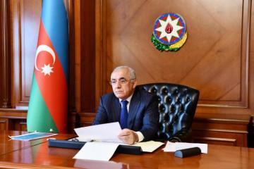 В Кабинете министров Азербайджана обсудили подготовку к финальным играм Евро-2020