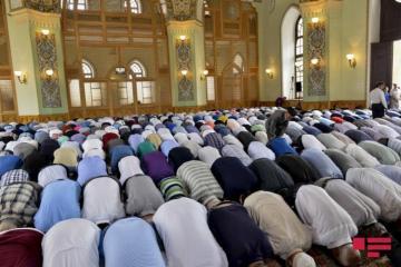 С сегодняшнего дня возобновляется функционирование мест поклонения
