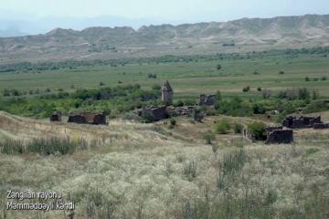 Село Мамедбейли Зангиланского района - [color=red]ВИДЕО[/color]