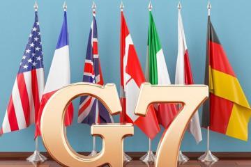G7 kasıb ölkələrə 2,3 milyard doza vaksin ayıracaq