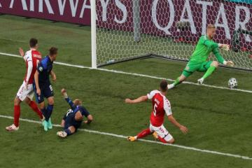 [color=red]ЕВРО-202:[/color] Финляндия одержала победу над Данией