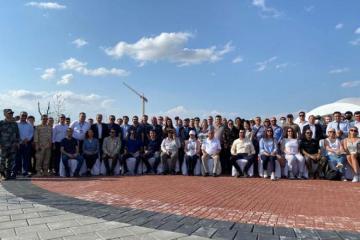 Помощник президента Азербайджана: Мы прощаемся с дипкорпусом с обещанием вернуться через несколько лет в современный, умный город Агдам