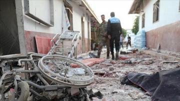 В Сирии при атаке на больницу погибли тринадцать человек