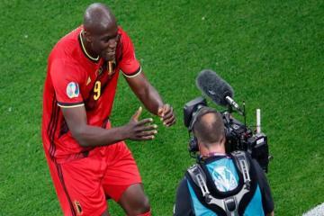 [color=red]Евро-2020:[/color] Бельгия разгромила сборную России