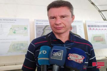 Посол Украины: Агдам уже развивается