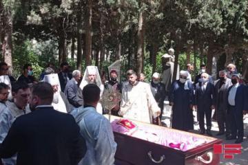 Состоялись похороны Отца Александра