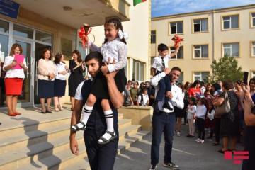 Сегодня в школах Азербайджана пройдет «Последний звонок»