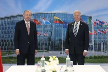 В Брюсселе состоялась встреча Эрдогана и Байдена - [color=red]ОБНОВЛЕНО[/color] - [color=red]ФОТО[/color]