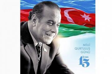 Azerbaijan's First Vice-President Mehriban Aliyeva makes Instagram post on National Salvation Day