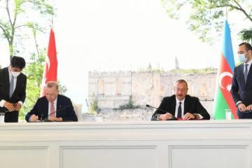 Шушинская декларация: Военно-политическое сотрудничество Азербайджана и Турции не направлено против третьих стран