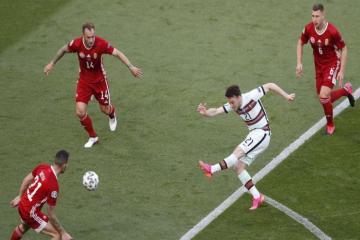 [color=red]Евро-2020:[/color] Сборная Португалии разгромила команду Венгрии