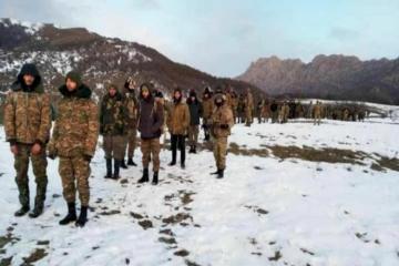 Начался суд над 14 членами армянских вооруженных формирований, совершивших диверсии на территории Азербайджана - [color=red]ОБНОВЛЕНО[/color]