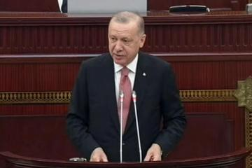 """Erdogan: """"I said to Georgian PM that platform of six will also help to resolution of your problems with Russia"""""""