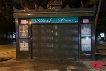 В Баку братьям-владельцам киоска нанесены ножевые ранения