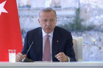 Эрдоган: Не думаю, что Россия намерена затягивать создание Зангезурского коридора
