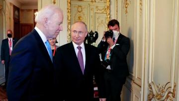 Байден и Путин договорились совместно работать по Ирану