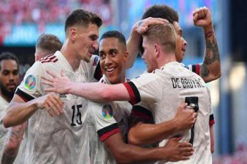 "<span class=""red_color"">Евро-2020: </span>Бельгия одержала победу над Данией и вышла в 1/8 финала"