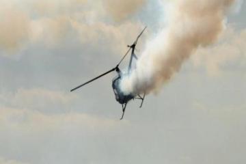 В Иране разбился вертолет, перевозивший урны для голосования, есть погибший - [color=red]ОБНОВЛЕНО[/color]