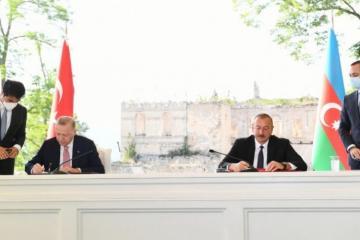 Функционирующие в Турции диаспорские организации распространили обращение в связи с Шушинской декларацией