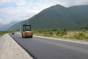 AZN 13.5 million allocated for road construction in Goranboy