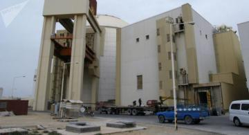 На АЭС «Бушер» в Иране произошло аварийное отключение электричества