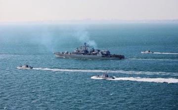 Россия призвала США и их союзников отказаться от учений в Черном море