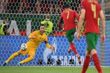 Криштиану Роналду повторил мировой рекорд по голам за сборную