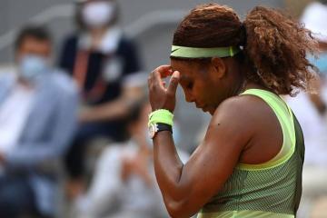 Serena Uilyams Tokio Olimpiya Oyunlarında iştirak etməyəcək