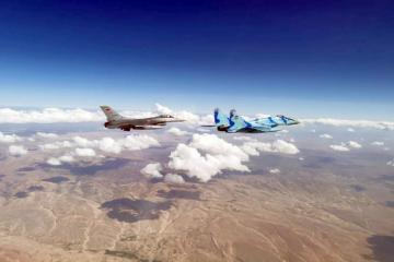 Azerbaijan's military pilots accomplished air tasks in Turkey - [color=red]VIDEO[/color]