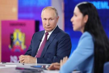 Russian President says he remains opposed to compulsory vaccination