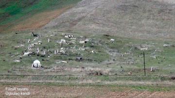 Füzulinin Üçbulaq kəndinin [color=red]GÖRÜNTÜLƏRİ[/color]
