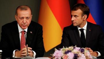Президенты Турции и Франции впервые за полгода проведут прямые переговоры