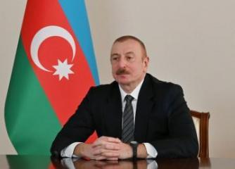 Azərbaycan Prezidenti Pakistanın Birləşmiş Qərargah Rəisləri Komitəsinin sədrini qəbul edib