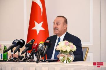 "Turkish FM: ""Stability in the Caucasus is very important for us"""