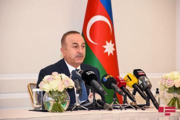 Чавушоглу: Мы проведем в самое ближайшее время трехстороннюю встречу глав МИД Азербайджана, Грузии и Турции